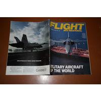 Авиационный журнал FLIGHT INTERNATIONAL - август 1986