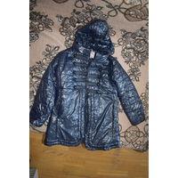 Осеннее пальто для девочки 8, 9, 10 лет