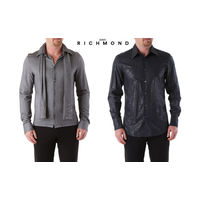 РАСПРОДАЖА, СКИДКА 20 %!!! Рубашки английского бренда JOHN RICHMOND, 100 % оригинальные, MADE IN ITALY