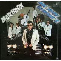 Matchbox /Midnite Dynamos/1980, Magnet, LP, NM, Germany