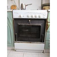 Газовая плита GEFEST 1100-01,60х60,2002 года выпуска