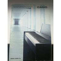 Электронные Музыкальные Инструменты Casio 2009/2010