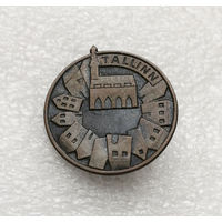 Таллин. Эстония. Города Прибалтики. Тяжелый #1474-CP24