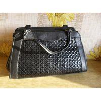 Женская сумочка и клатч