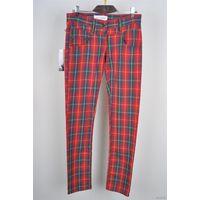 Стильные брюки итальянского бренда DANIELE ALESSANDRINI, 100 % оригинальные