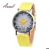 Часы цветок лотоса
