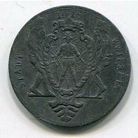 Ng ЦВИЗЕЛЬ - 5 ПФЕННИГОВ 1918
