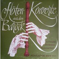Barock/A. Vivaldi, J.G.Graun,J. Sammartini/1969,FF, LP, EX, Germany