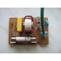 Панель питания микроволновой печью LG