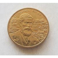 2 злотых 2004 Польские путешественники - Александр Чекановский (1833-1876)