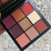 Huda Beauty Warm Brown Obsessions