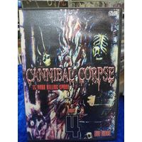 Cannibal Corpse. 15 year killing spree, DVD