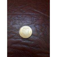 СЕН - ПЬЕР И МИКЕЛОН 10 франков 2013 год