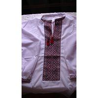 Украинская рубашка - вышиванка. распродажа