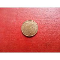 2 евроцента 2002 Исландия