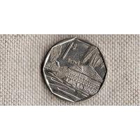 Куба 1 песо 1998/(NS)