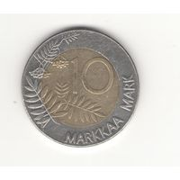 10 марок 1996 Финляндия. Возможен обмен