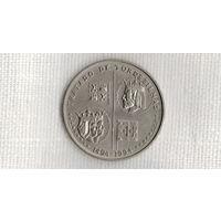 Португалия 200 эскудо 1994 Тордесиальский договор //(МJ)