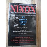 Книга - Nixon. An Oliver StoneFilm - 155х235 мм, 568 стр.