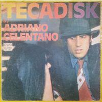 LP Adriano Celentano - Tecadisk (1983)