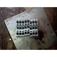 Клемник wago 285 iec 947-7-1 35мм 150 ампер  (цена за штуку)