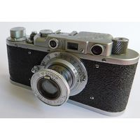 Фотоаппарат ФЭД, 1950 год выпуска(номер 223632).
