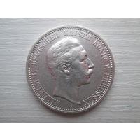 Германия, Пруссия, 2 марки, 1905