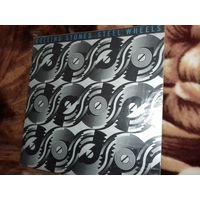 ROLLING STONES - Steel Wheels  LP-1989