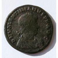 Римская империя, Валентиниан II, АЕ22 мм, 375-392 годы, майорина.