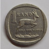 Южная Африка (антилопа) 1 ранд 2008 г
