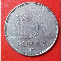 21-06 Венгрия, 10 форинтов 1994 г.