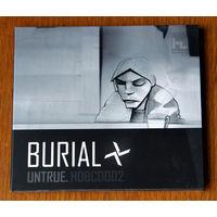 """Burial """"Untrue"""" (Audio CD - 2007)"""