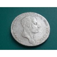 Пруссия, 1816г, таллер