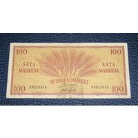 Финляндия 100 Марок 1957