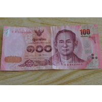 Таиланд 100 бат