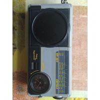 Радиоприемник  Сигнал РП-204   Часы зим 196 чс