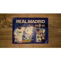 "Карточки ""Panini"" ""Реал Мадрид"" 98/99"