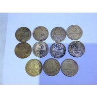 11 троечек до 61 года без повторов с 1 рубля