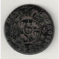 Польша 1 грош 1791