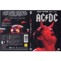 AC/DC Stiff Upper Lip Live (2001, Hard Rock) видеокассета