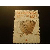 Словения 1999г. аккордеон