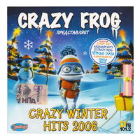 Crazy Frog - Crazy Winter Hits 2006