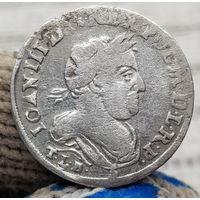Монета Иоан 3 Польша 1680