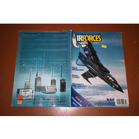 Авиационный журнал AIRFORCE MONTHLY август 1991