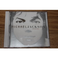 Michael Jackson - Invincible-CD