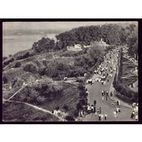 1954 год Киев На набережной Днепра