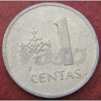5773:  1 цент 1991 Литва