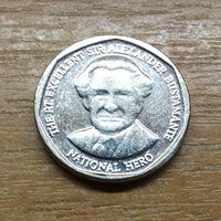 Ямайка 1 доллар 2012 _РАСПРОДАЖА КОЛЛЕКЦИИ