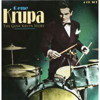 'The Gene Krupa Story' (4 CD бокс-сэт)