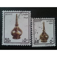 Египет 1992 лампа